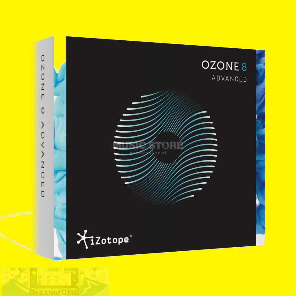 iZotope Ozone Advanced 8 for Mac Free Download