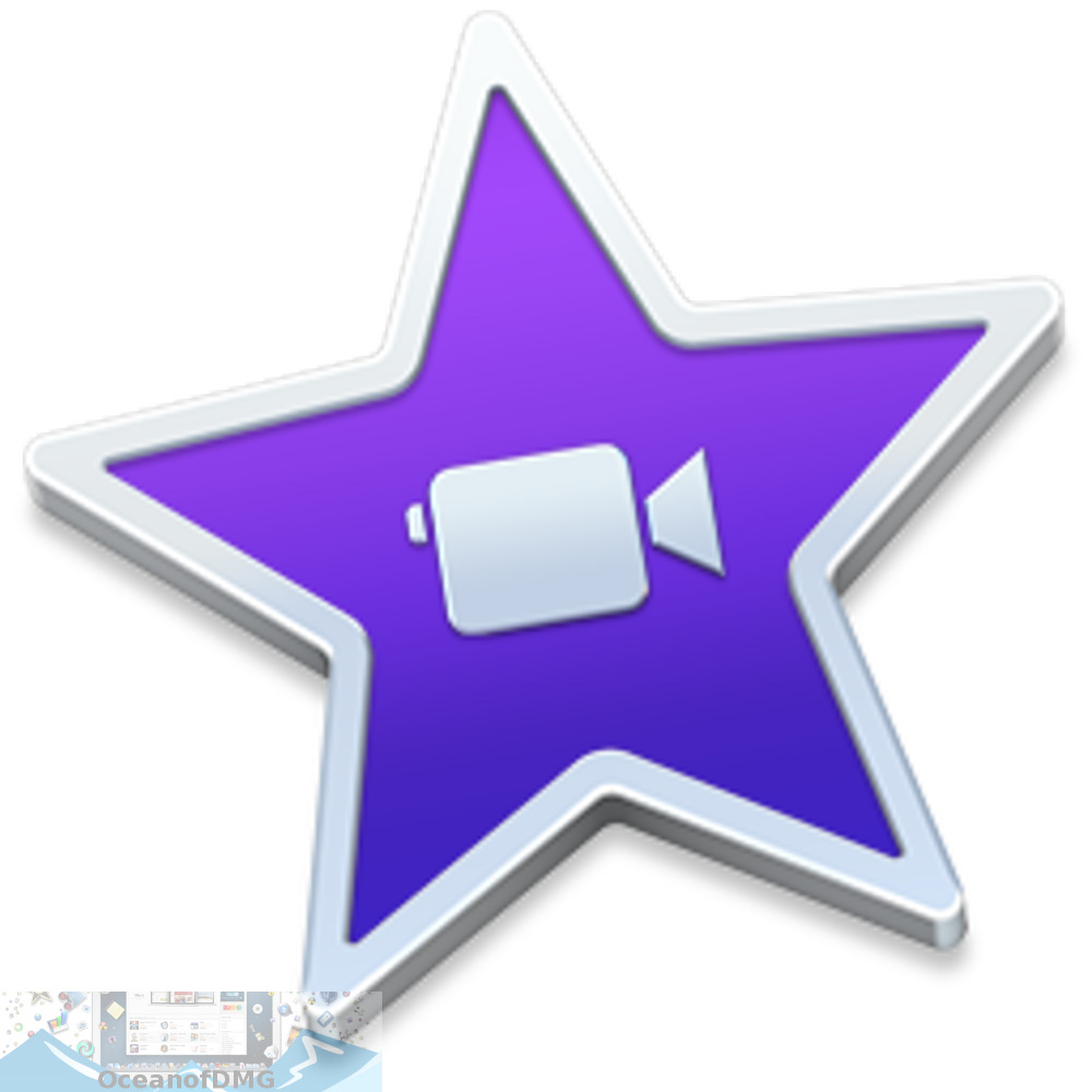 Apple iMovie for Mac Free Download-OceanofDMG.com