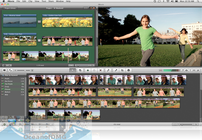Apple iMovie for Mac Latest Version Download-OceanofDMG.com