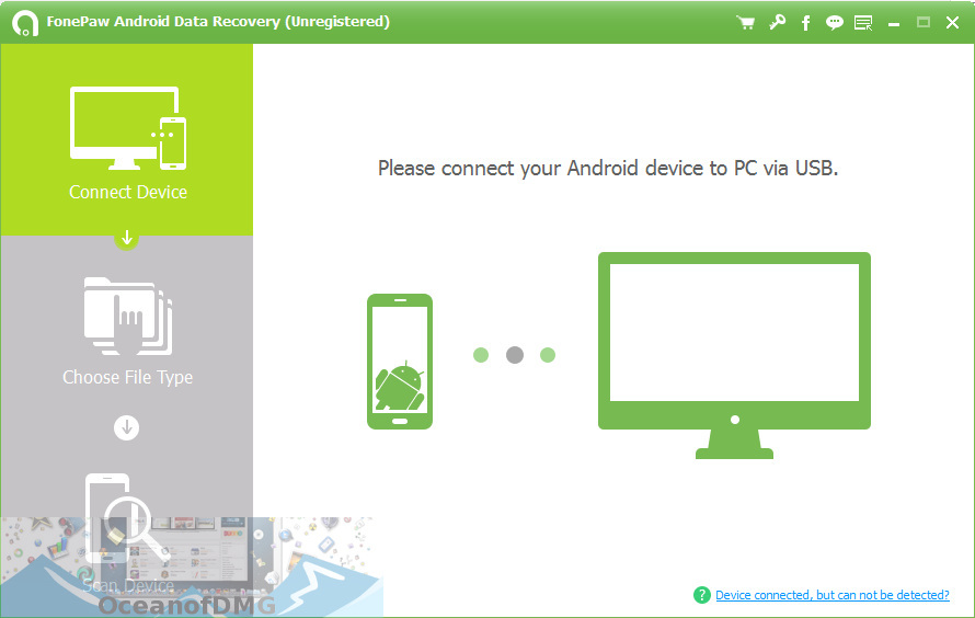 FonePaw Android Data Recovery Latest Version Download-OceanofDMG.com