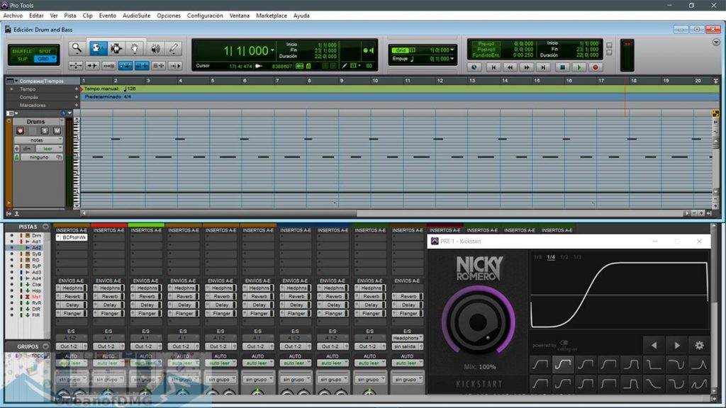 Nicky Romero Kickstart for Mac Offline Installer Download-OceanofDMG.com
