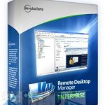 Remote Desktop Manager Enterprise for Mac Free Download-OceanofDMG.com