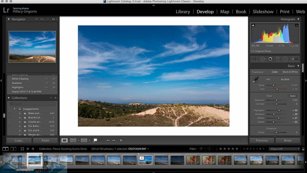 Adobe Photoshop Lightroom Classic CC 2019 for Mac Direct Link Download-OceanofDMG.com