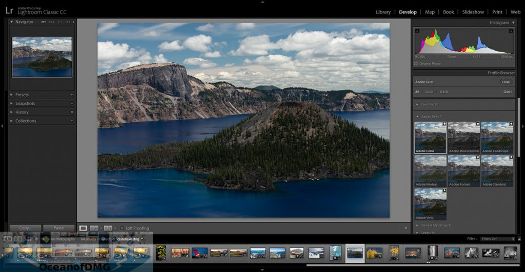 Adobe Photoshop Lightroom Classic CC 2019 for Mac Offline Installer Download-OceanofDMG.com