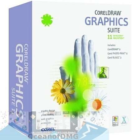 coreldraw x3 for mac free download full version