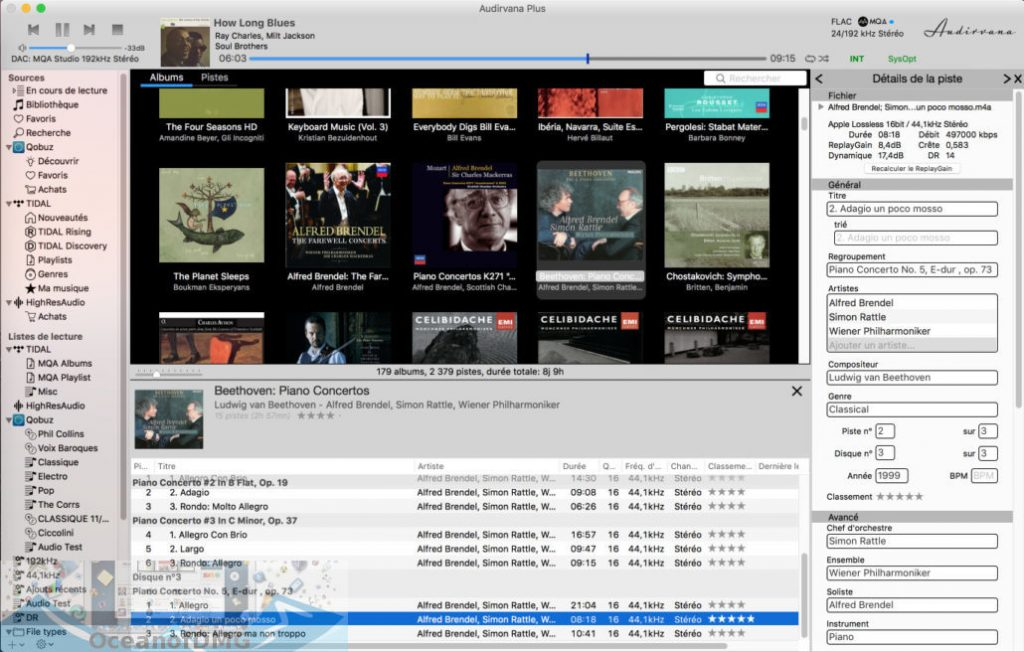 Audirvana Plus for Mac Latest Version Download-OceanofDMG.com