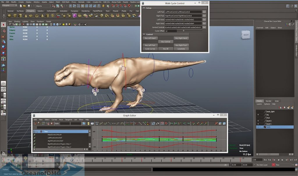 Autodesk Maya 2014 for Mac Direct Link Download-OceanofDMG.com