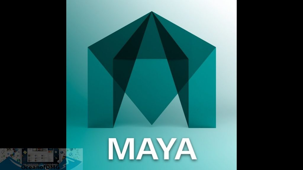 Autodesk Maya 2014 for Mac Free Download-OceanofDMG.com