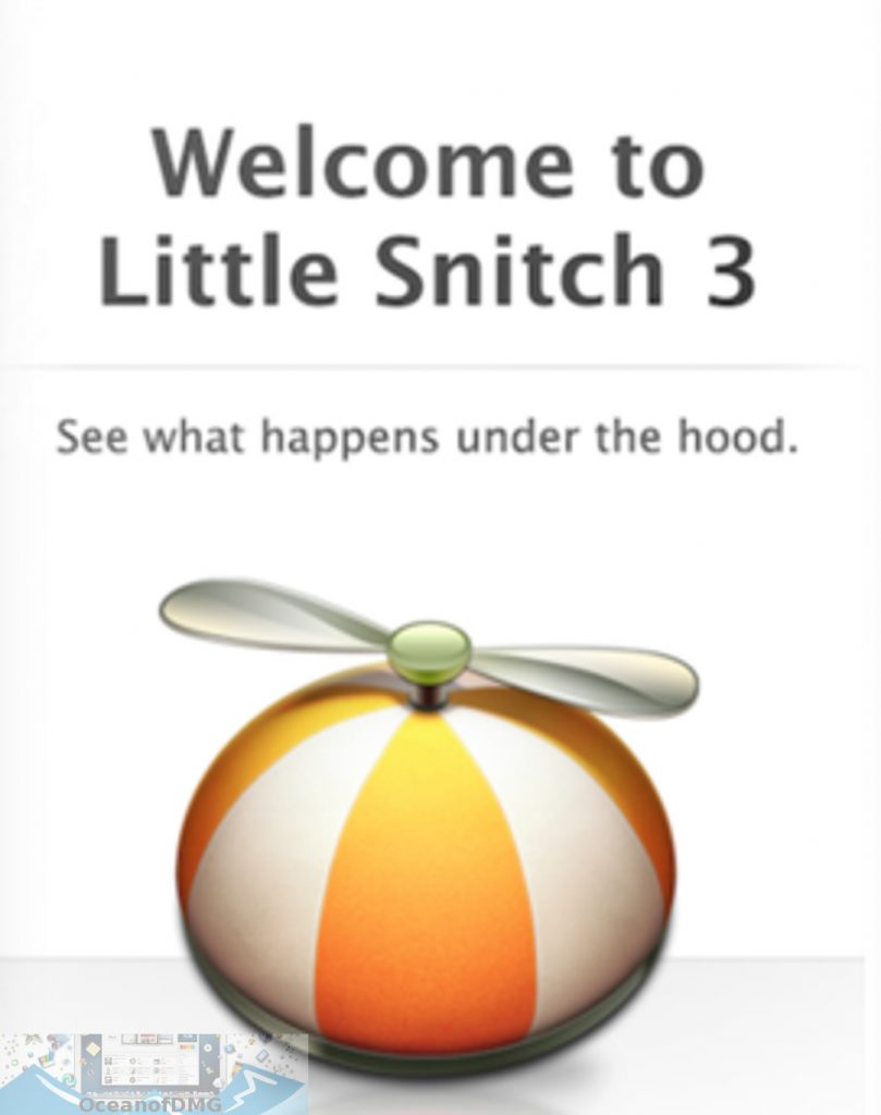 Little Snitch for Mac OS X Free Download-OceanofDMG.com
