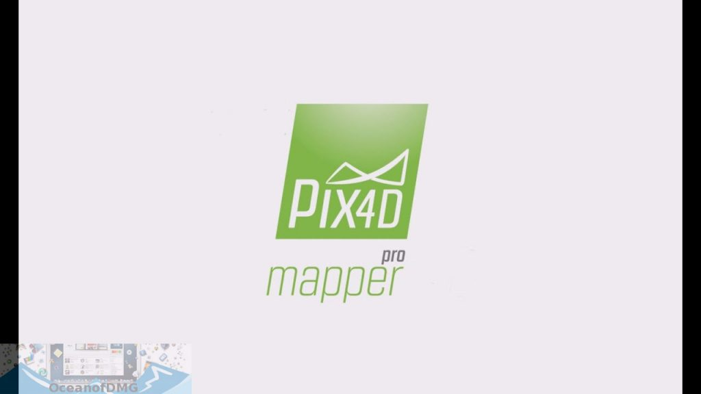 Pix4D Pix4Dmapper Pro for Mac Free Download-OceanofDMG.com