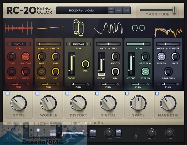 RC-20 Retro Color VST for Mac Offline Installer Download-OceanofDMG.com