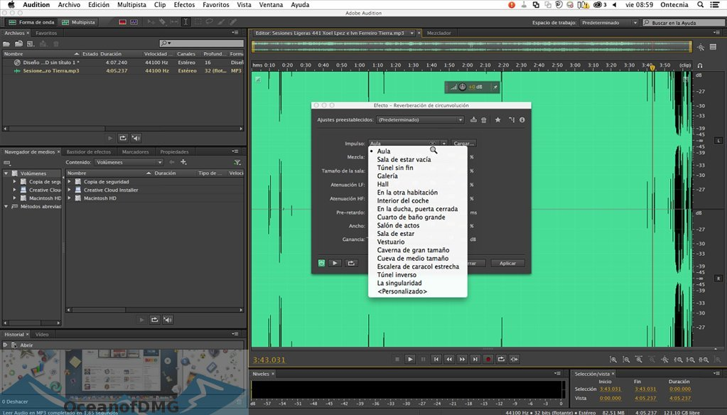 Adobe Audition CC 2019 for Mac Direct Link Download-OceanofDMG.com