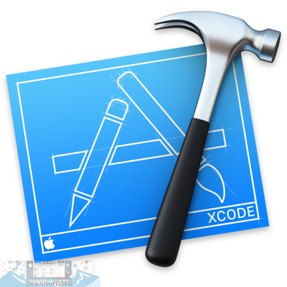 Apple Xcode 10.1 for Mac Free Download-OceanofDMG.com