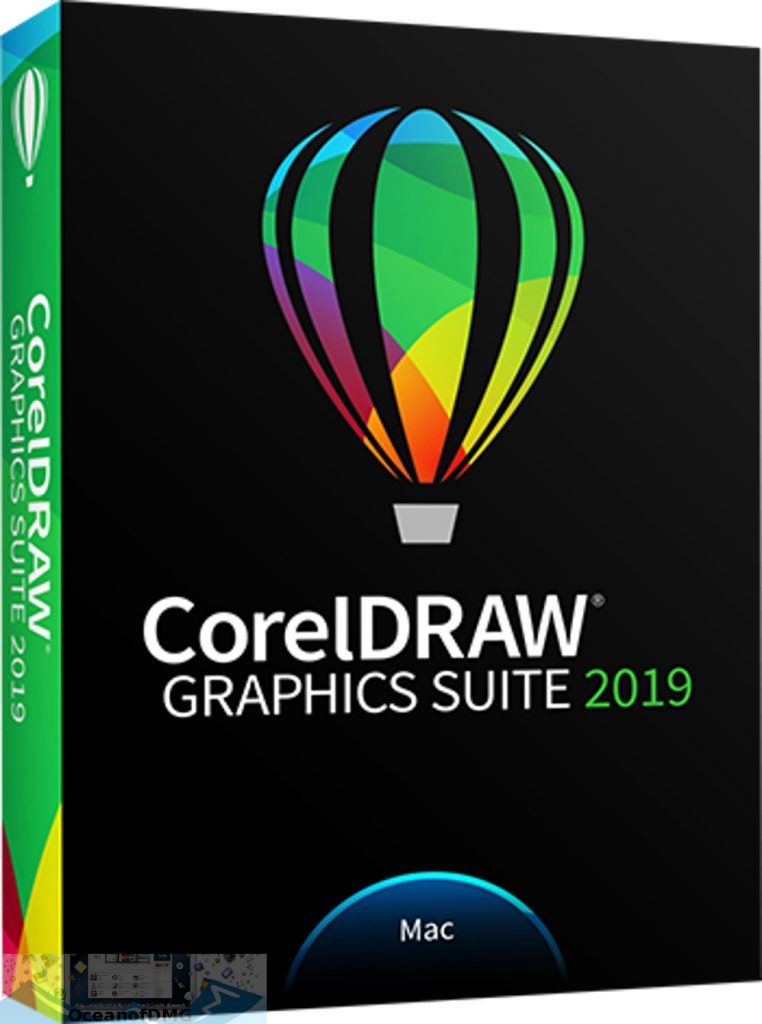 CorelDRAW Graphics Suite 2019 for Mac Free Download-OceanofDMG.com