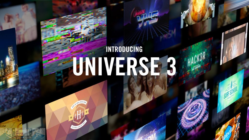 Red Giant Universe 3 for Mac Free Download-OceanofDMG.com