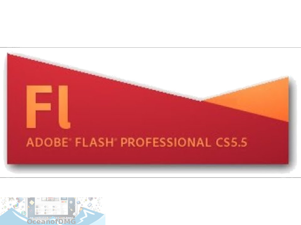 Adobe Flash Professional CS5.5 for Mac Free Download-OceanofDMG.com