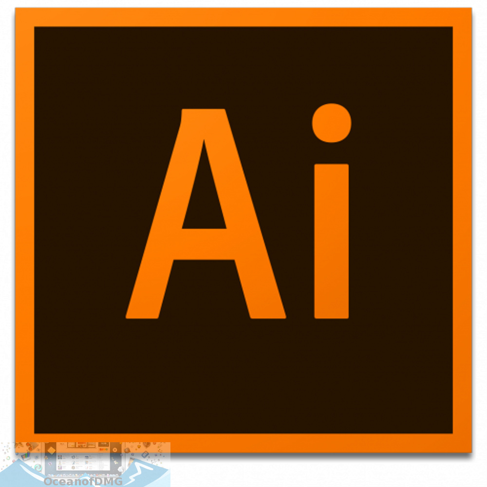 Adobe Illustrator CC 2019 for Mac OS X Free Download-OceanofDMG.com