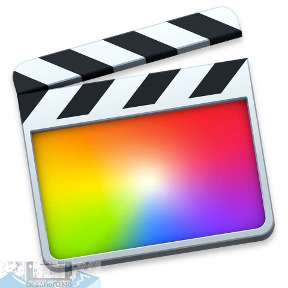 Apple Final Cut Pro X 10.3.1 for Mac OS X Free Download-OceanofDMG.com