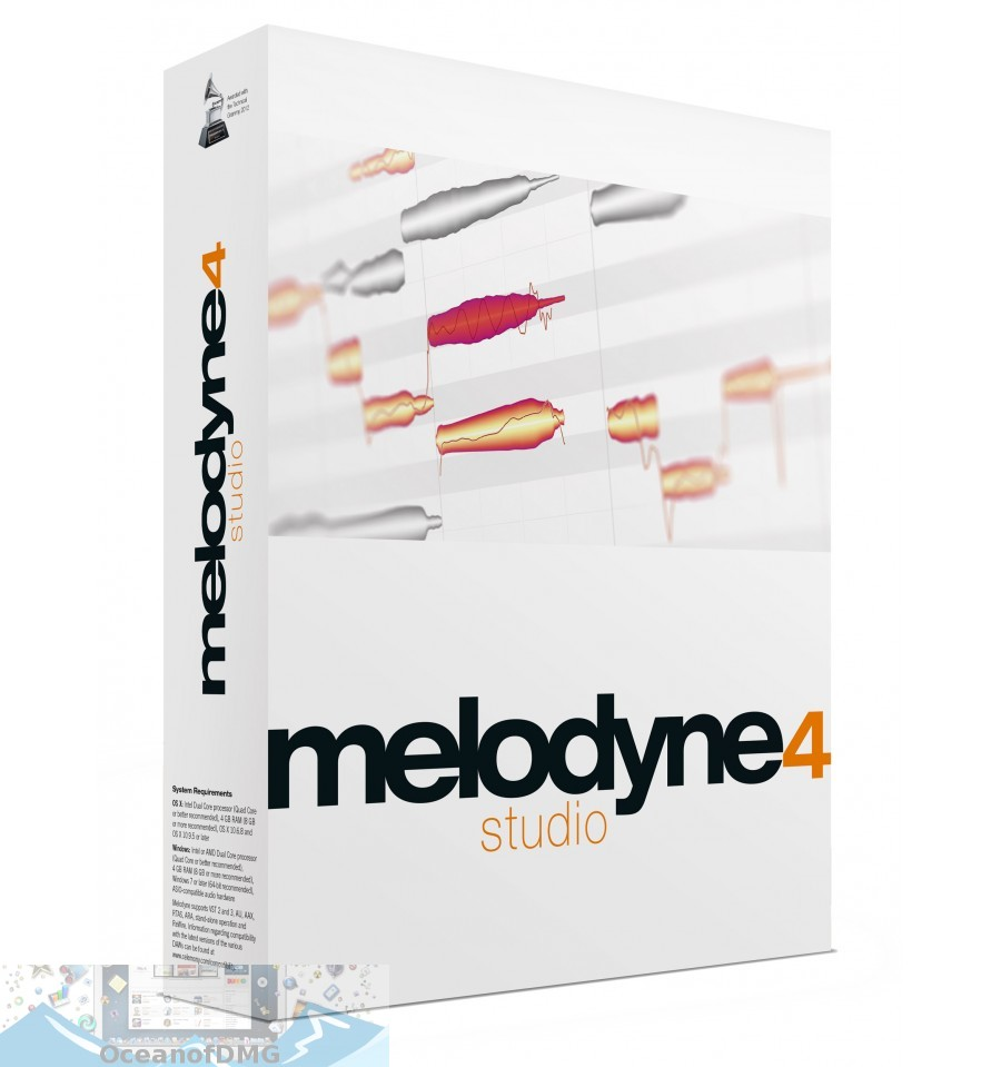 Celemony Melodyne Studio for Mac Free Download-OceanofDMG.com