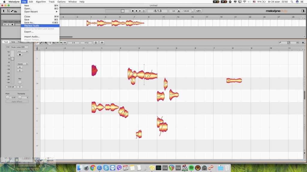 Celemony Melodyne Studio for Mac Latest Version Download-OceanofDMG.com