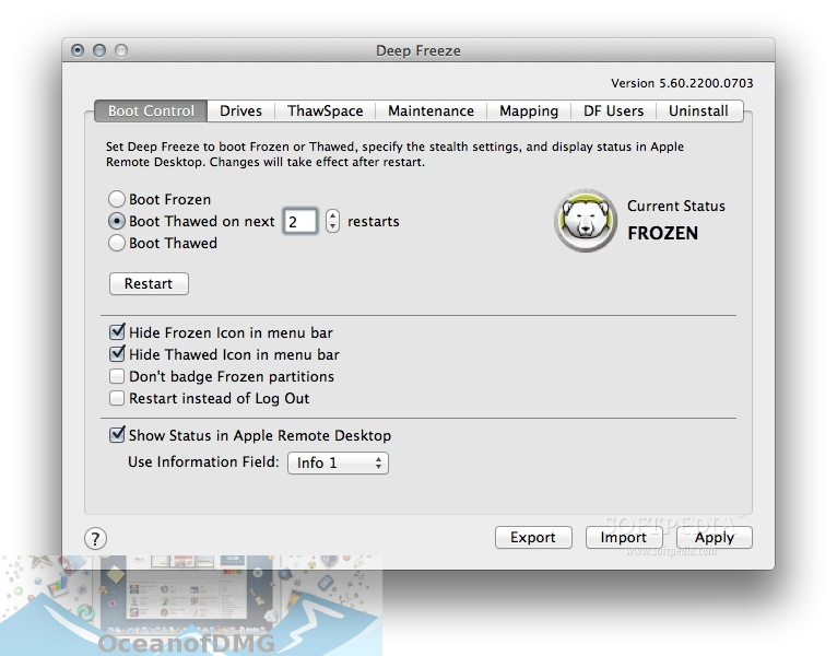 Deep Freeze for Mac Offline Installer Download-OceanofDMG.com