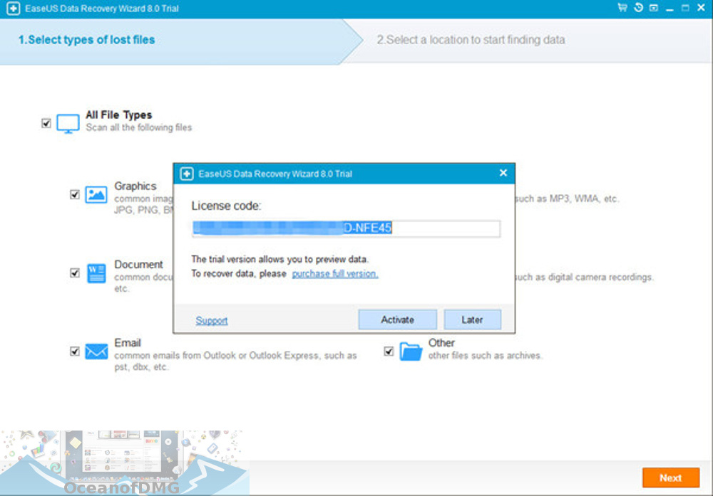 EaseUS Data Recovery Wizard for Mac Latest Version Download-OceanofDMG.com