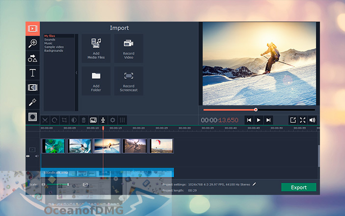 Movavi Screen Recorder for Mac OS X Direct Link Download-OceanofDMG.com