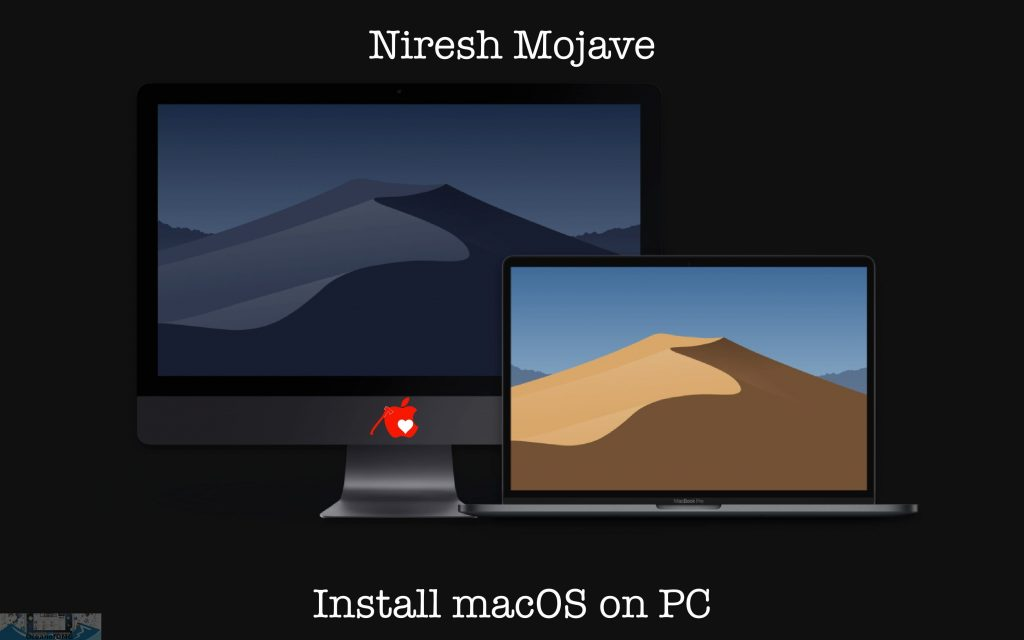Niresh Mojave Hackintosh DMG Free Download-OceanofDMG.com