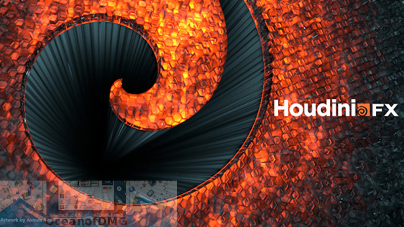 SideFX Houdini FX for Mac Free Download-OceanofDMG.com