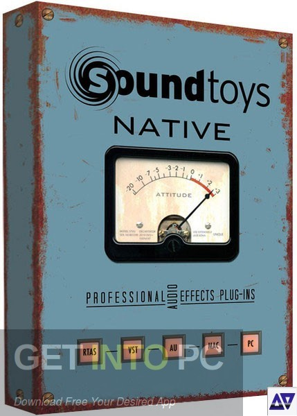 SoundToys Native Effects for Mac Free Download-GetintoPC.com