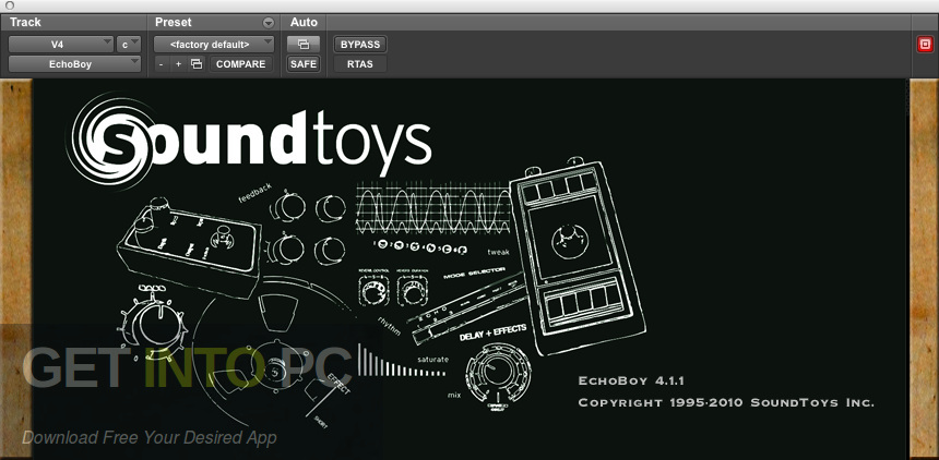 SoundToys Native Effects for Mac Latest Version Download-GetintoPC.com