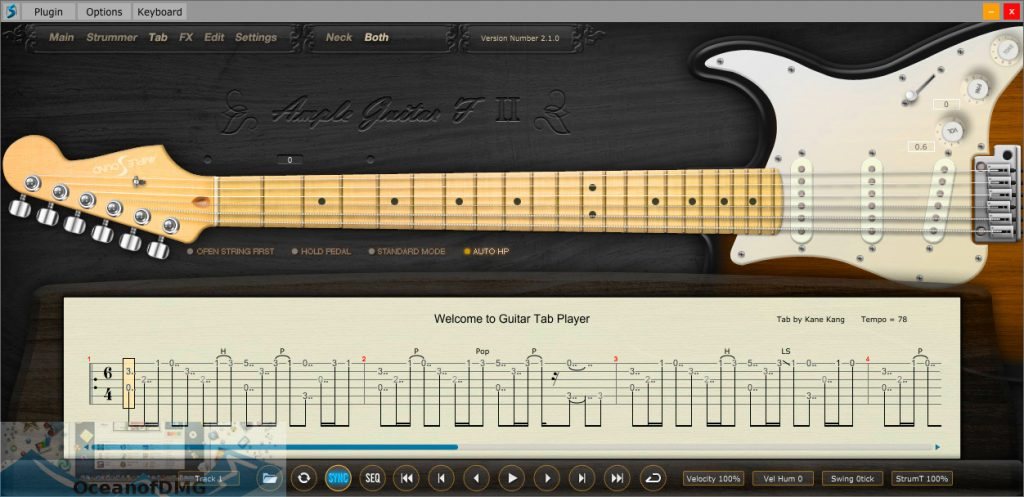 Ample Sound Ample Guitar F II for Mac Direct Link Download-OceanofDMG.com