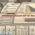 Download ArtsAcoustic Reverb VST for MacOS X