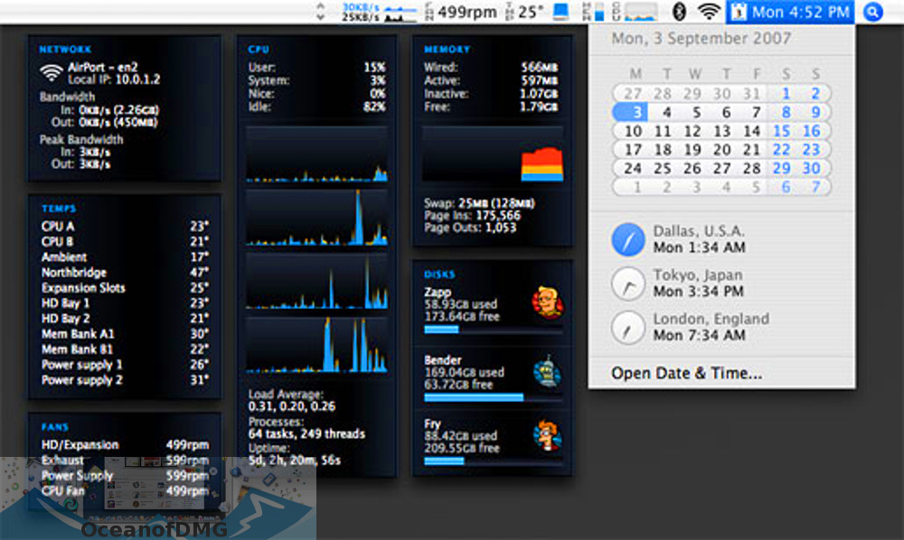 iStat Menus for Mac Direct Link Download-OceanofDMG.com