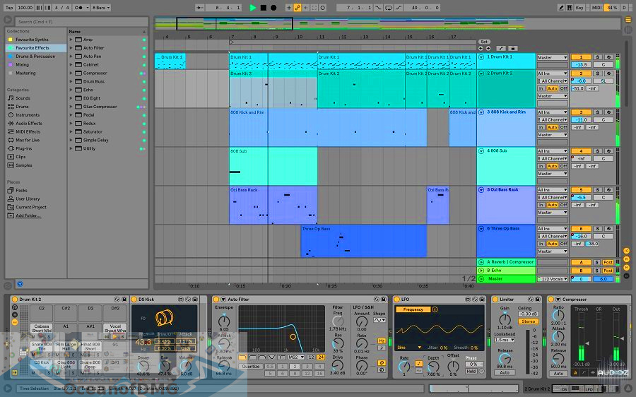 Ableton - Live Suite 10 for MacOS X Direct Link Download-OceanofDMG.com