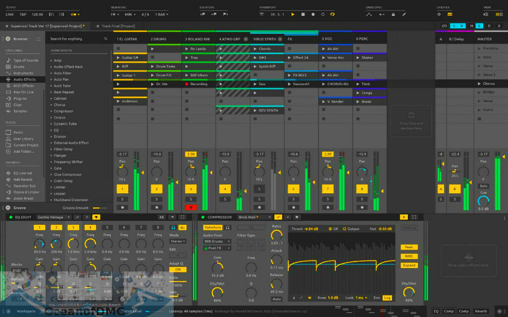 Ableton - Live Suite 10 for MacOS X Latest Version Download-OceanofDMG.com