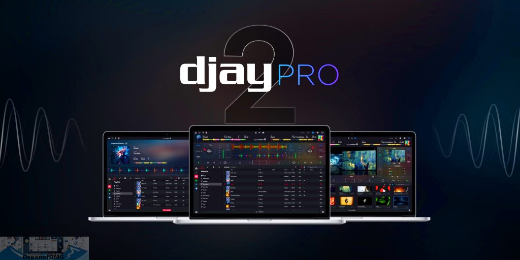 Algoriddim - djay Pro 2 for Mac Free Download-OceanofDMG.com