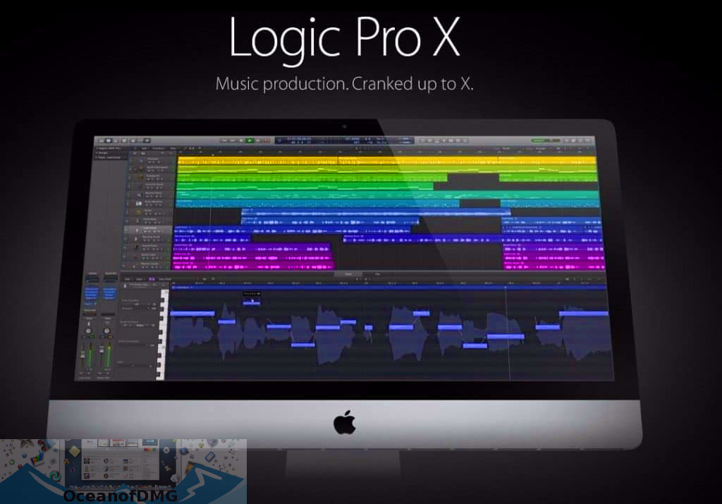 Download Apple Logic Pro X 10 4 5 for MacOS X