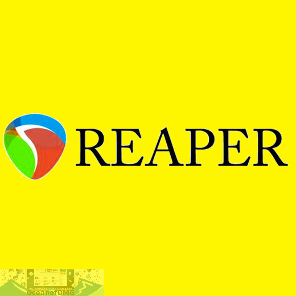 Cockos Reaper for Mac Free Download-OceanofDMG.com
