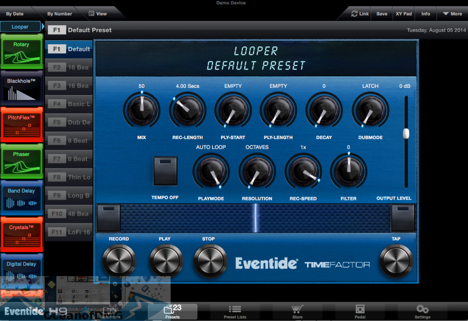Eventide - BlackHole for Mac Latest Version Download-OceanofDMG.com