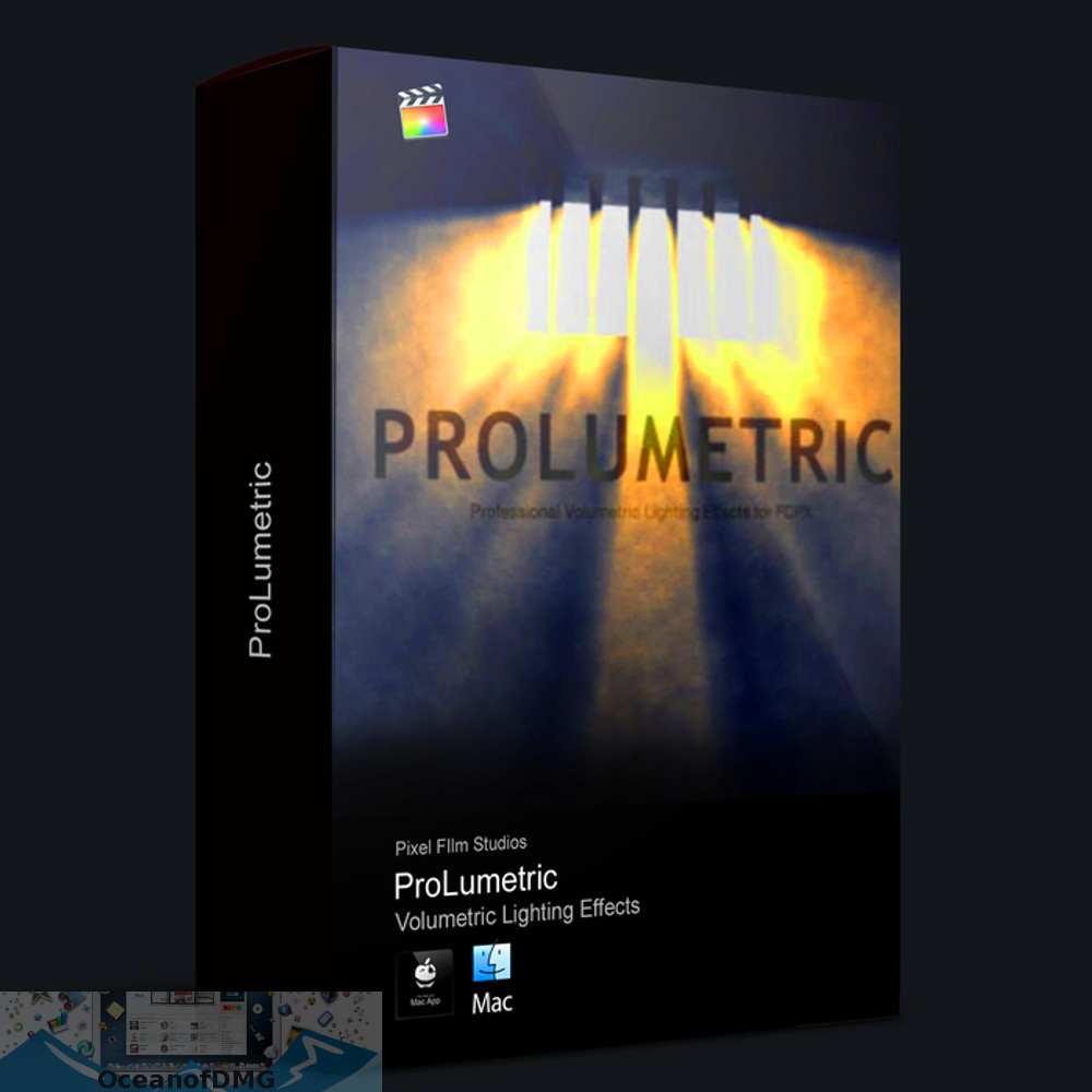 Pixel Film Studios - ProLumetric for Mac Free Download-OceanofDMG.com