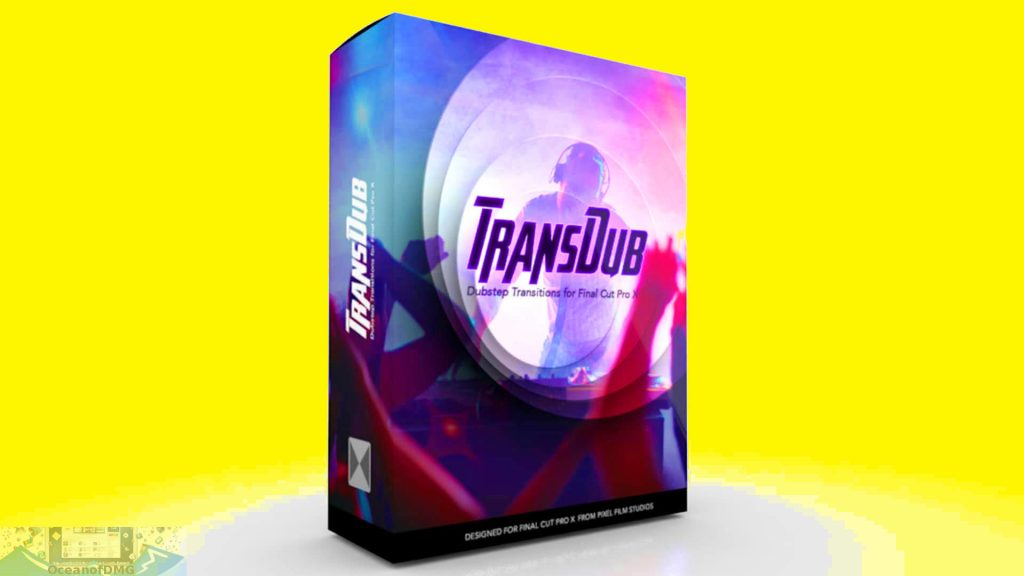 Pixel Film Studios - TransDub for Mac Free Download-OceanofDMG.com