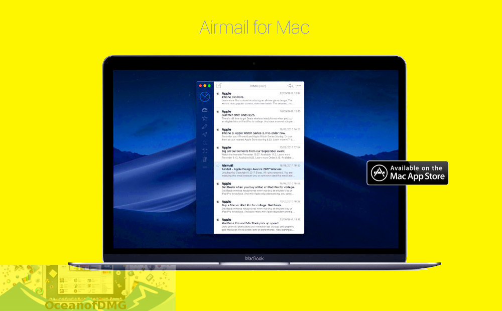 AirMail for Mac Free Download-OceanofDMG.com
