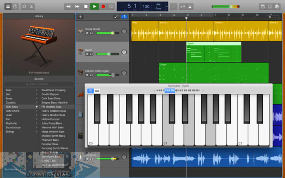 Apple - GarageBand 10 for Mac Direct Link Download-OceanofDMG.com