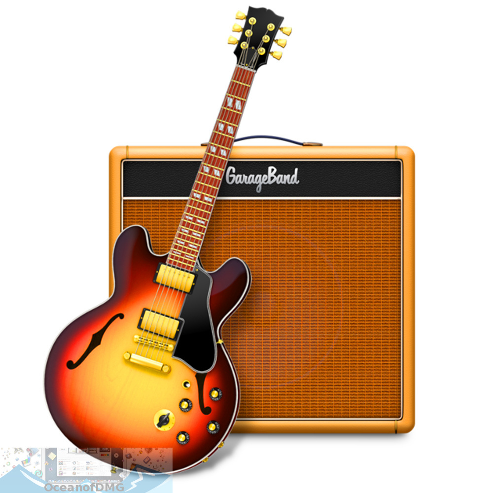 Apple - GarageBand 10 for Mac Free Download-OceanofDMG.com