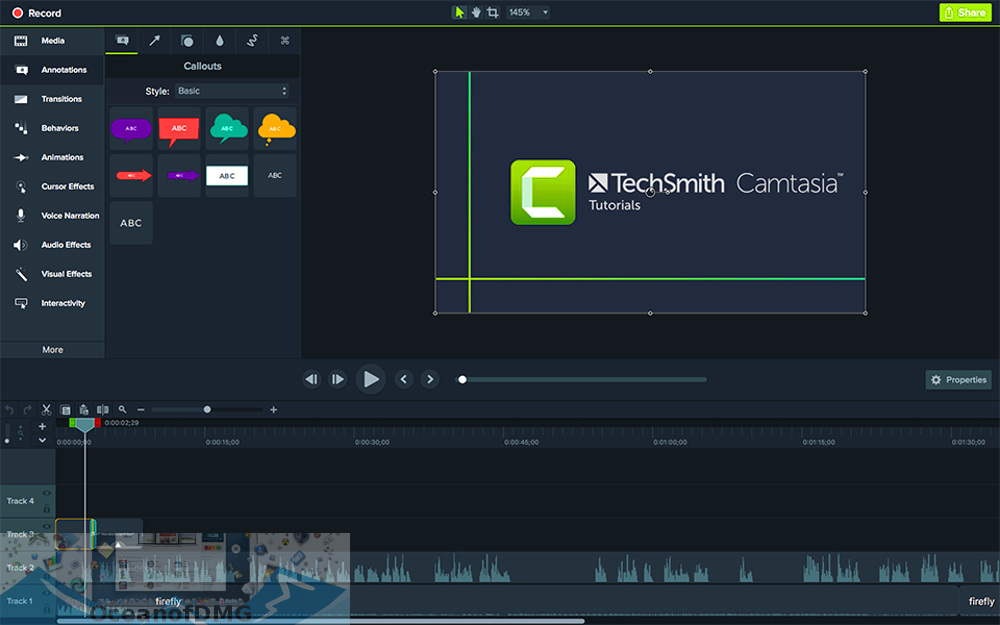 Camtasia 2019 for Mac Direct Link Download-OceanofDMG.com