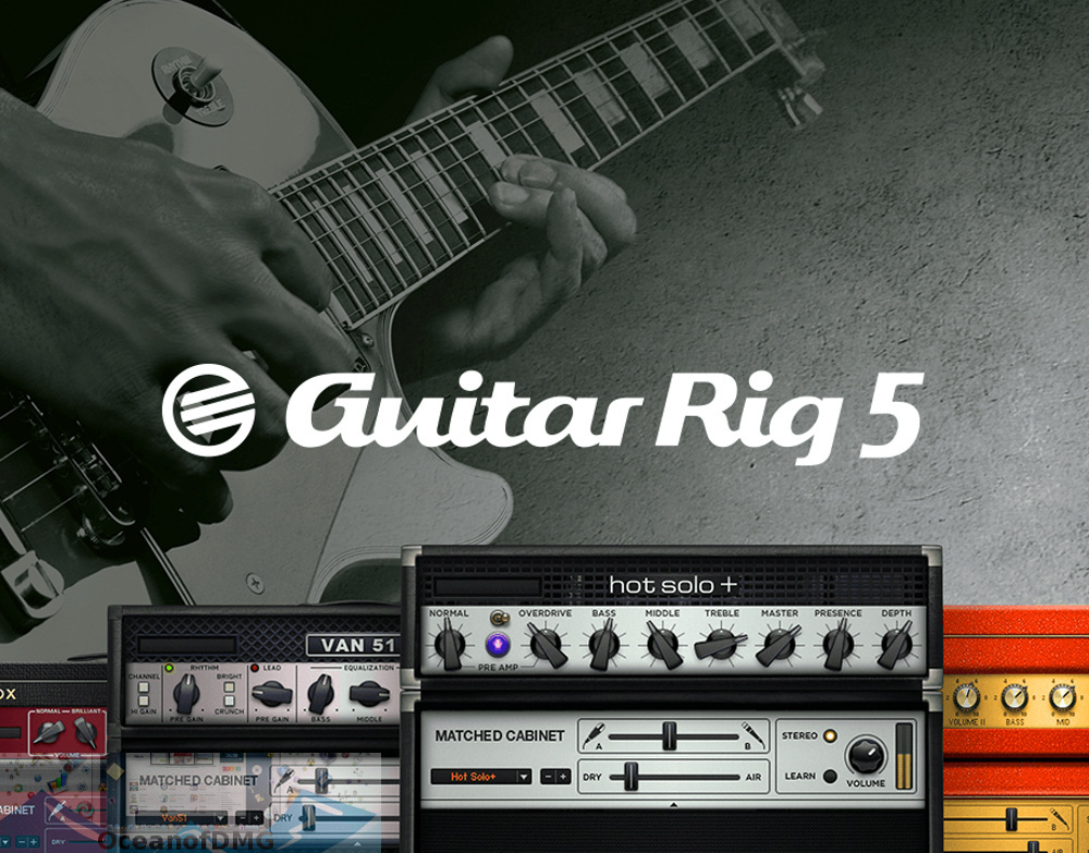xGuitar Rig 5 for Mac Free Download-OceanofDMG.com
