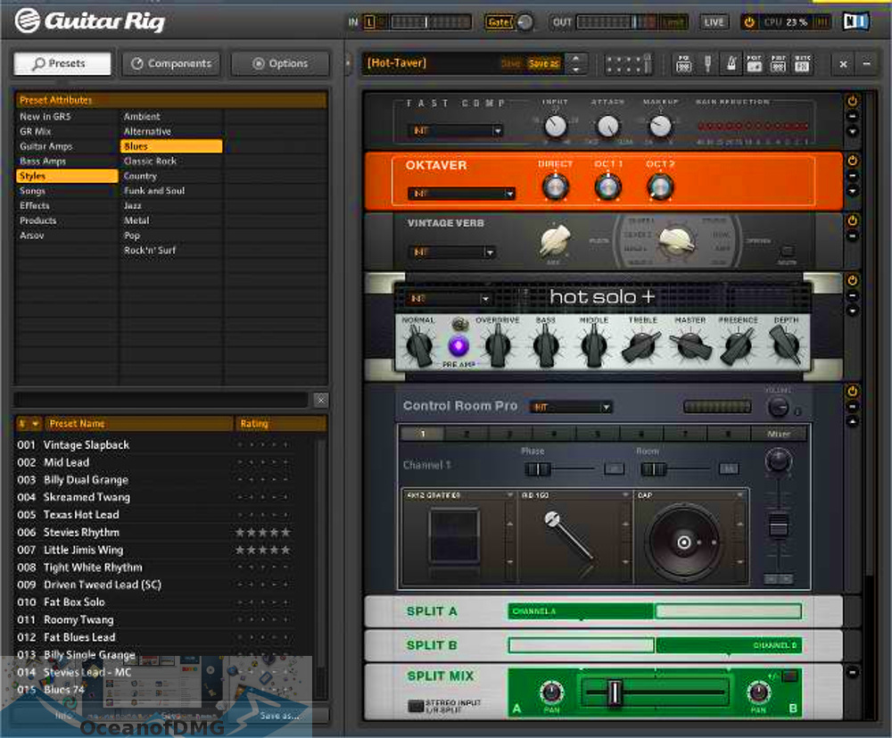 Guitar Rig 5 for Mac Latest Version Download-OceanofDMG.com