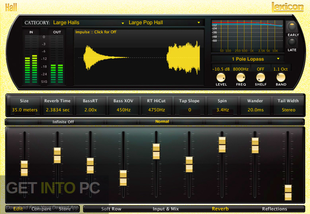 Lexicon PCM Native Reverb Plug-In Bundle for Mac Direct Link Download-GetintoPC.com