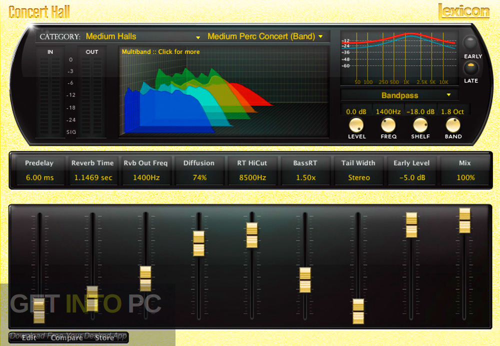 Lexicon PCM Native Reverb Plug-In Bundle for Mac Latest Version Download-GetintoPC.com